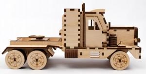 фото Дерев'яний 3Д конструктор 'Peterbilt' (93879) #3