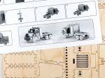 фото Дерев'яний 3Д конструктор 'Peterbilt' (93879) #7