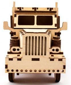фото Дерев'яний 3Д конструктор 'Peterbilt' (93879) #4