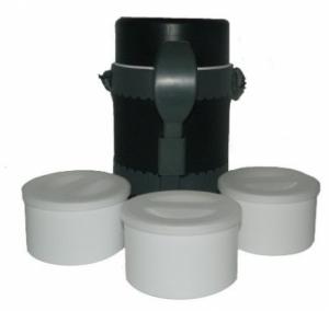 фото Термос Con Brio СВ 329 '1,8 л, 3 контейнера, вилка, ложка' (СВ359) #2