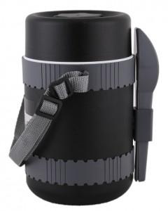 Термос Con Brio СВ 329 '1,8 л, 3 контейнера, вилка, ложка' (СВ359)