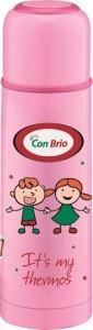 Термос Con Brio СВ345 0,5 л, розовый (СВ345розов)