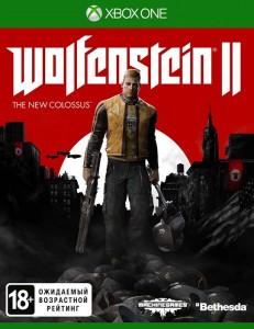 игра Wolfenstein 2: The New Colossus Xbox One - русская версия