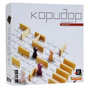 Настольная игра Gigamic 'Quoridor' (Коридор) (30101)