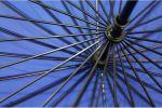 фото Зонт-трость 24 спицы (бордовый) #3