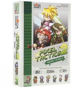 Настольная игра GaGa Games Пиксель Тактикс 2 (Pixel Tactics 2) (GG037)