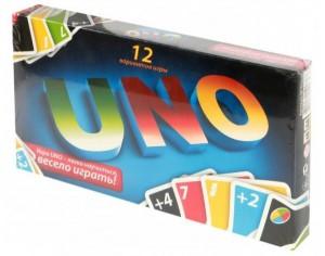 Настольная игра  'UNO' (0112DT)