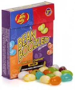 Подарок Конфеты Jelly belly 'Bean Boozled' 45 грамм