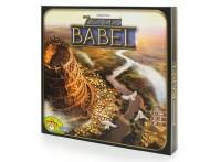 Настольная игра Asmodee 7 чудес: Вавилон (7 Wonders: Babel) (923115)
