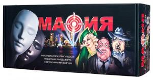 Настольная игра Нескучные Игры 'Мафия. Подарочный набор' (8100)