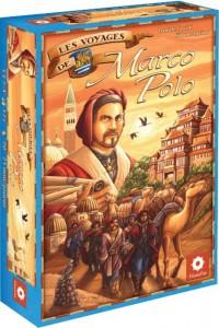 Настольная игра Crowd Games Путешествия Марко Поло (The Voyages of Marco Polo) (16012)