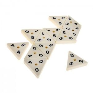 фото Настольная игра Нескучные Игры Тримино (треугольное домино) (7059) #2