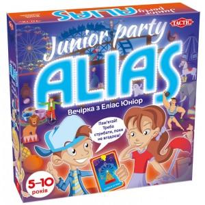 фото Настільна гра Tactic 'Юніор Паті Еліас' (Junior Party Alias) (54670) #3