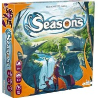 Настольная игра Libellud 'Сезоны' (Seasons) русский язык (seas01)