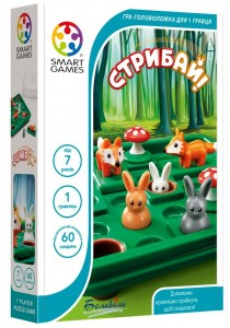 Настільна гра Smart Games 'Стрибай!' (SG 421 UKR)