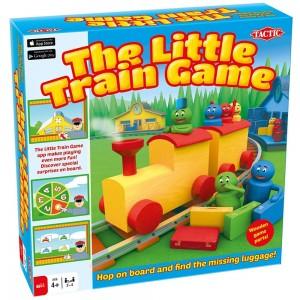 Настільна гра Tactic 'Мій перший потяг' (54543)