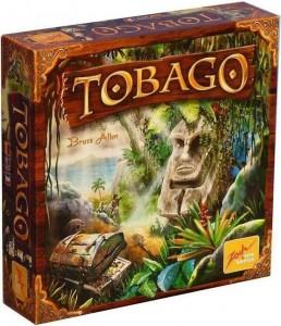 Настольная игра Zoch Verlag 'Тобаго' (Tobago)
