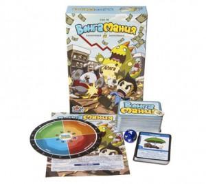 фото Настольная игра GaGa Games 'Вонгамания. Банановая Экономика' (Wongamania: Banana Economy) (GG052) #2