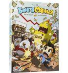 Настольная игра GaGa Games 'Вонгамания. Банановая Экономика' (Wongamania: Banana Economy) (GG052)