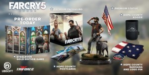 игра Far Cry 5 Resistance Edition PS4