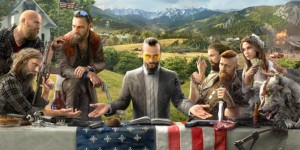 скриншот Far Cry 5 Resistance Edition PS4 #2