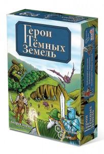 Настольная игра Нескучные Игры 'Герои темных земель' (Conquest of the Fallen Lands) (7853)