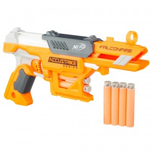 Бластер Hasbro Nerf Accustrike Falconfire (B9839)