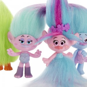 фото Набор Hasbro Trolls Poppy's Fashion Frenzy (B6557 B7363) #6