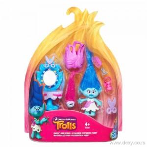 фото Набор Hasbro Trolls Maddy's Hair Studio (B6556 B7354) #2