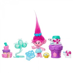 Набор Hasbro Trolls Poppy's Party (B6556/B7351)