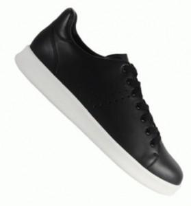 Кроссовки Xiaomi Mijia FreeTie Leather shoes EUR 45 Black (Р00052)