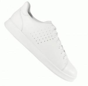 Кроссовки Xiaomi Mijia FreeTie Leather shoes EUR 45 White (Р00060)