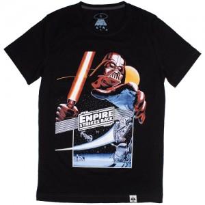 Футболка мужская 'Star Wars: The Empire Strikes Back III' (L)