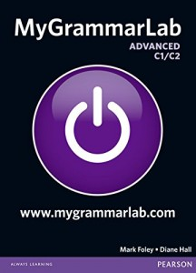 Книга MyGrammarLab Advanced without Key and MyLab Pack