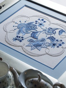 фото страниц Якобинская вышивка. Новые приемы и проекты #4