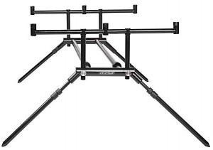 Подставка для удилища DAM Mad Alu Twin Back Bone Rod Pod (2900027)