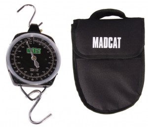 Весы DAM Madcat 150 кг + сумка (8419151)