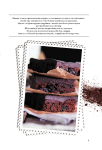фото страниц Шоколадные торты, пирожные, кексы, брауни, капкейки #4