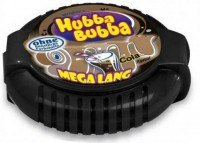 Подарок Жевательная резинка Hubba Bubba Bubble Tape 'Cola'