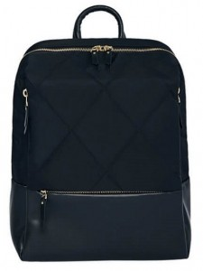 Рюкзак RunMi 90GOFUN Fashion city Lingge shoulder bag Black (Р20026)