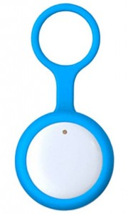 Подарок Силиконовый чехол для Amazpet Smart Dog Tag Blue (Р26683)