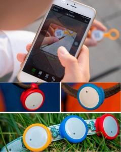 фото Силиконовый чехол для Amazpet Smart Dog Tag Green (Р26804) #7