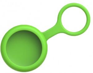 фото Силиконовый чехол для Amazpet Smart Dog Tag Green (Р26804) #2