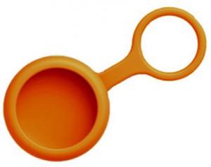 Подарок Силиконовый чехол для Amazpet Smart Dog Tag Orange (Р28597)