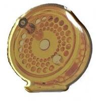 Подарок Значок Balzer с логотипом нахлыстовой катушки (19954 090)