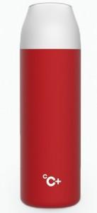 Термос KissKissFish CC temperature visible cup Apple Red (Р30855)
