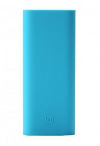 Чехол Силиконовый для Xiaomi Power bank 16000 mAh Blue 1145200007