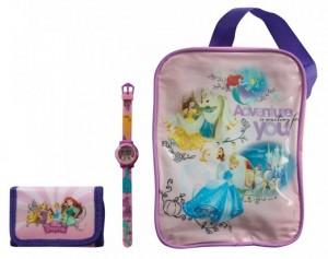 фото Набор TBL Сумка, кошелек и цифровые часы 'Принцессы' (PS36308) #3