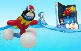 фото Игрушка для ванны Water Fun 'Летающий пингвинчик' (23205) #2