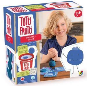 Мини-набор для лепки Tutti-Frutti 'Черника' (BJTT14903)
